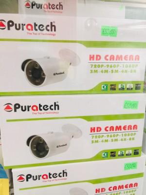 Camera nhà yến Puratech
